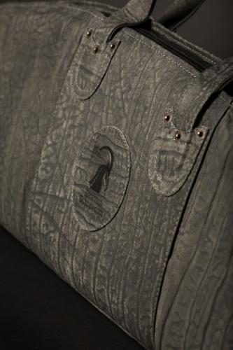 Buffalo rifle bag detail 1