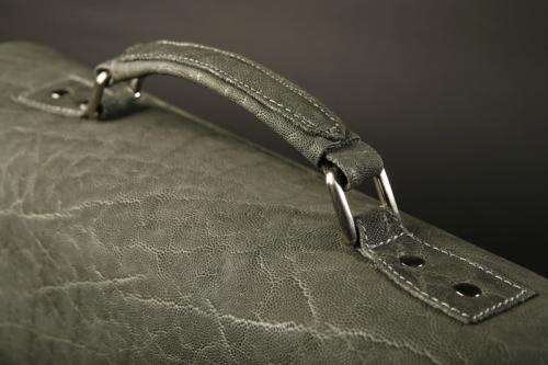 Elephant Briefcase detail 2