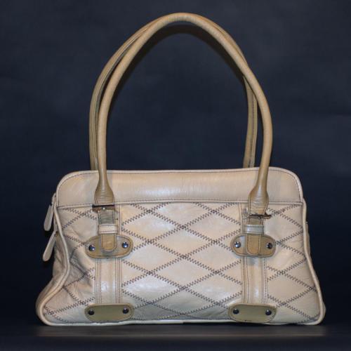 Handbag-Beige