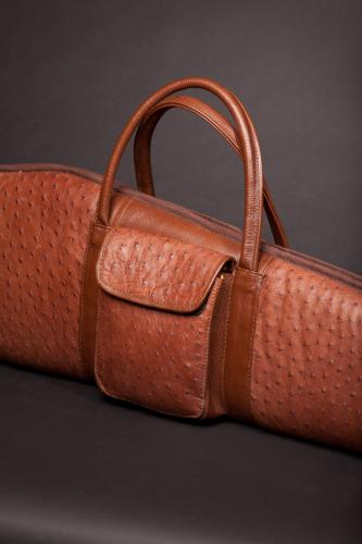 Ostrich rifle bag pocket