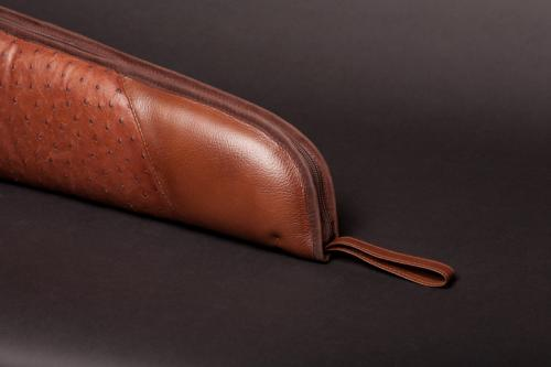 Ostrich rifle bag tip