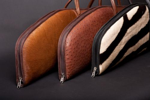 Three Rifle bags